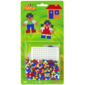 Small Midi Hama Bead Starter Pack - Square