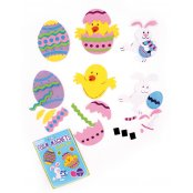 Easter Foam Magnets - 3 Pack
