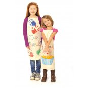 Design-a-fabric Apron