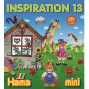 Hama Mini Beads 'Inspiration 13' Book