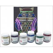 Glitter Paint Pack - 6 x 100ml