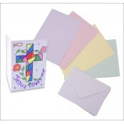 Cross Bookmark Cards - 8 Pack