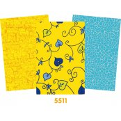 Decopatch Paper 3 Pack - Yellows (Half Sheets)