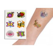 4cm Insect Tattoos