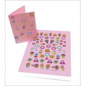 Mothers Day Paper Stickers (Approx 300 Stickers)