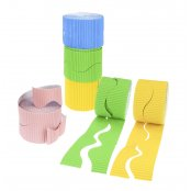 Summer Colours Corrugated Border Pack - 6 Pack