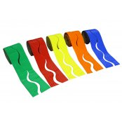 Bright Colours Corrugated Border Pack - 5 Pack