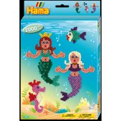 Hama Beads Mermaids Boxed Kit
