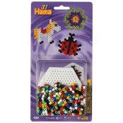 Small Midi Hama Bead Starter Pack - Hexagon