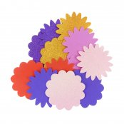 Foam Flower Cutouts | Foam Flowers for Crafts