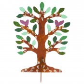 Crafty Crocodiles 3D Wooden Tree