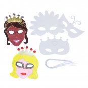 Fairy Tale Masks - Pack of 16