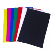 White Felt Sheets Value Pack