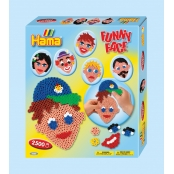 Hama Kit - Funny Faces