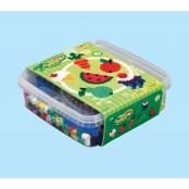 Hama Kits - Maxi Beads Fruit Tub