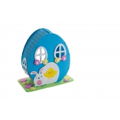Foam Easter Bunny House Kit