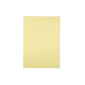 A4 Banana 200gsm Coloured Card  - Pack of 10