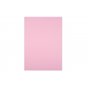 A4 Candy Pink 200gsm Coloured Card - Pack of 10 Sheets