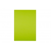 A4 Lime Green 200 gsm Coloured Card - Pack of 10 Sheets