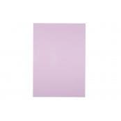 A4 Lavendar Coloured Card (pack Of 10)
