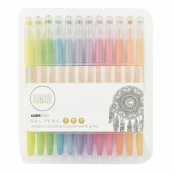 Kaiser Colour Gel Pens - Pack of 24