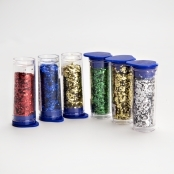 Glitter Sifters 8g - 5 Pack
