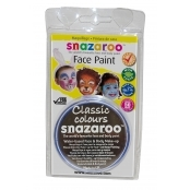 Snazaroo Face and Body Paints - Black - 18ml