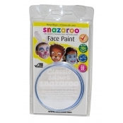 Snazaroo Face and Body Paints - White - 18ml