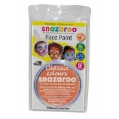 Snazaroo Face and Body Paints - Orange - 18ml