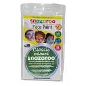 Snazaroo Face and Body Paints - Green - 18ml