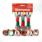 Christmas Stamper Pack- 6 pieces