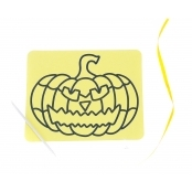 Sand Art Pumpkin - BULK PACKED