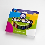 Pearlescent Paint Colour Sticks - 144 Pack