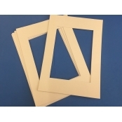 Card Picture Frames Size 19.8 X 27.9cm (Pack Of 10)