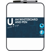 A4 Whiteboard And Pen