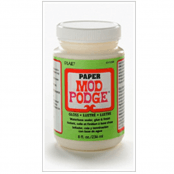 8oz Mod Podge Paper Gloss