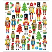 Nutcracker Sticker Sheet