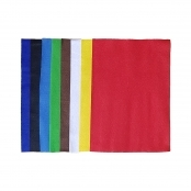 A4 Felt Sheet 8 Pack Mixed Colours