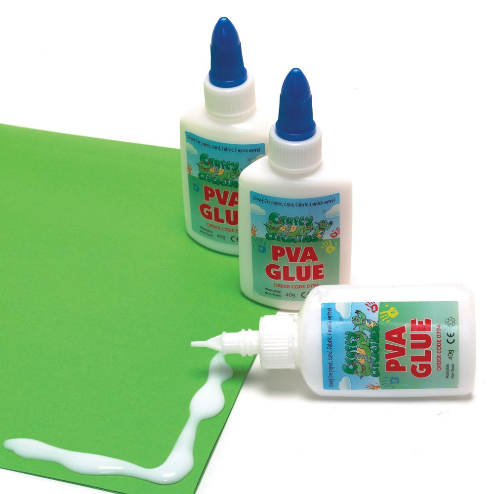 Glue Bottle Pva glue 40g