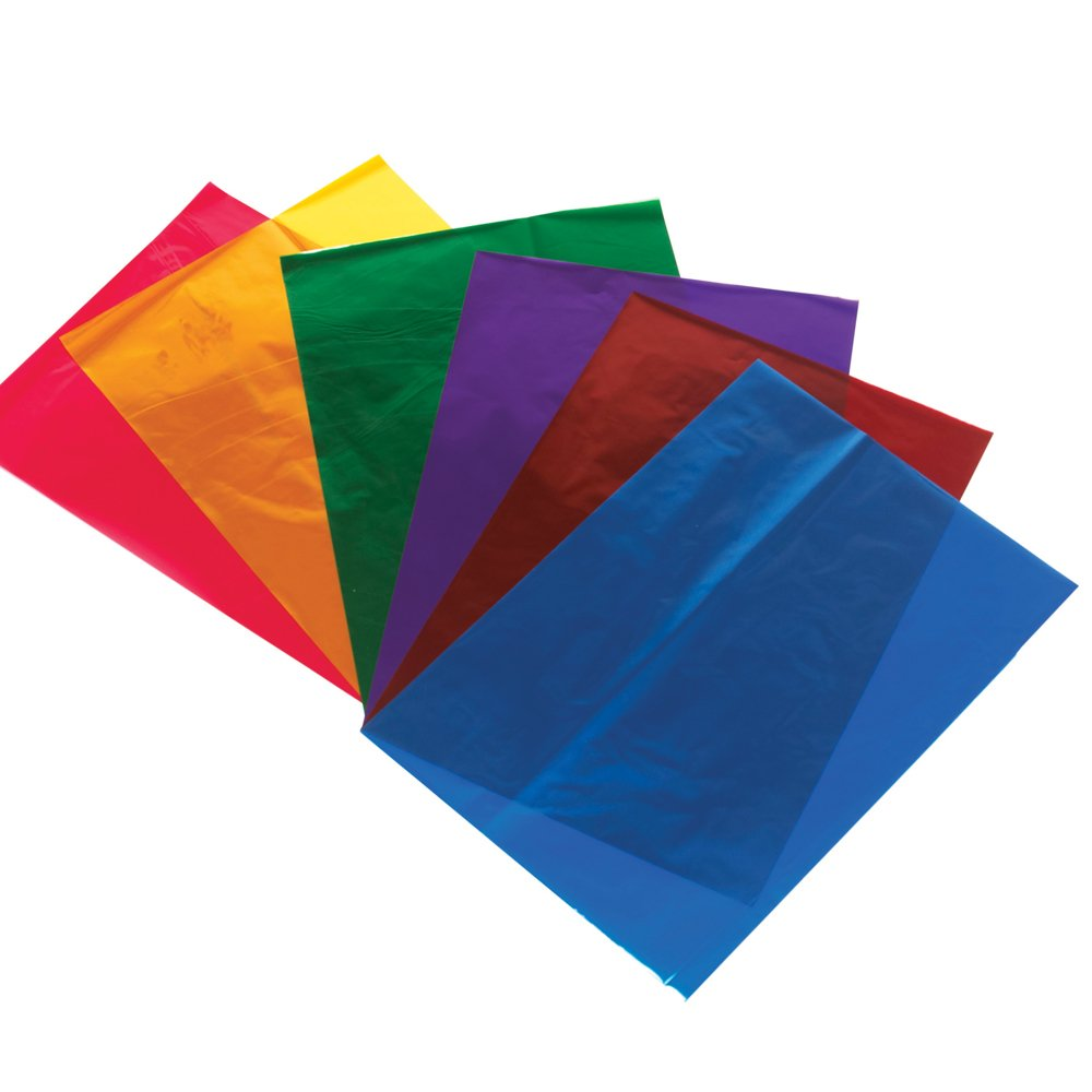 A4 Cellophane Sheets - Pack of 48 - Card & Paper from Crafty Crocodiles UK