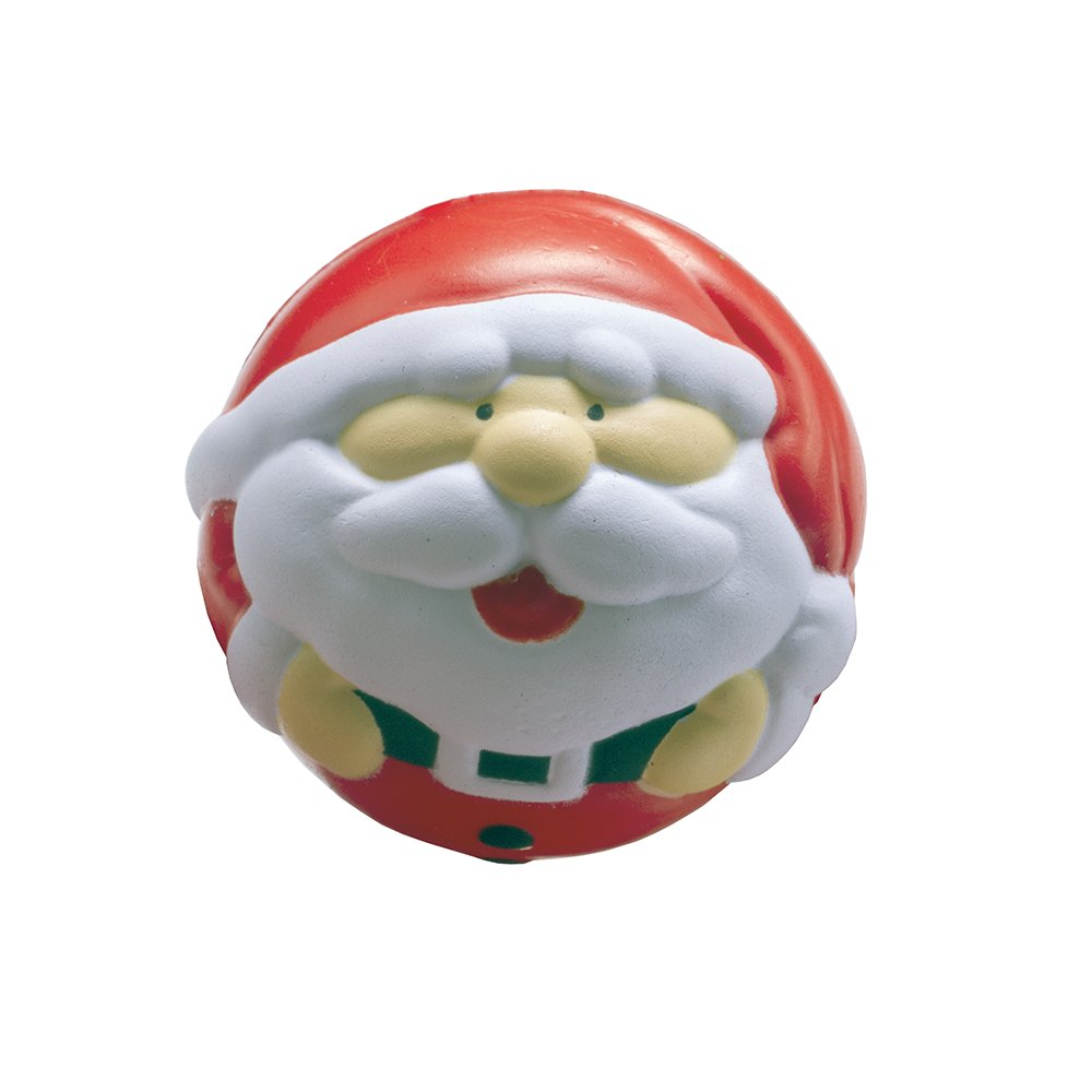 Christmas santa ball toys gifts from crafty