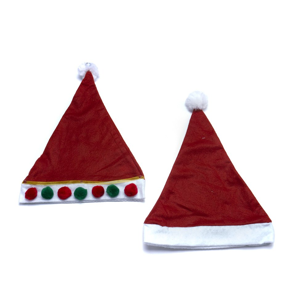 Christmas Santa Hat Craft