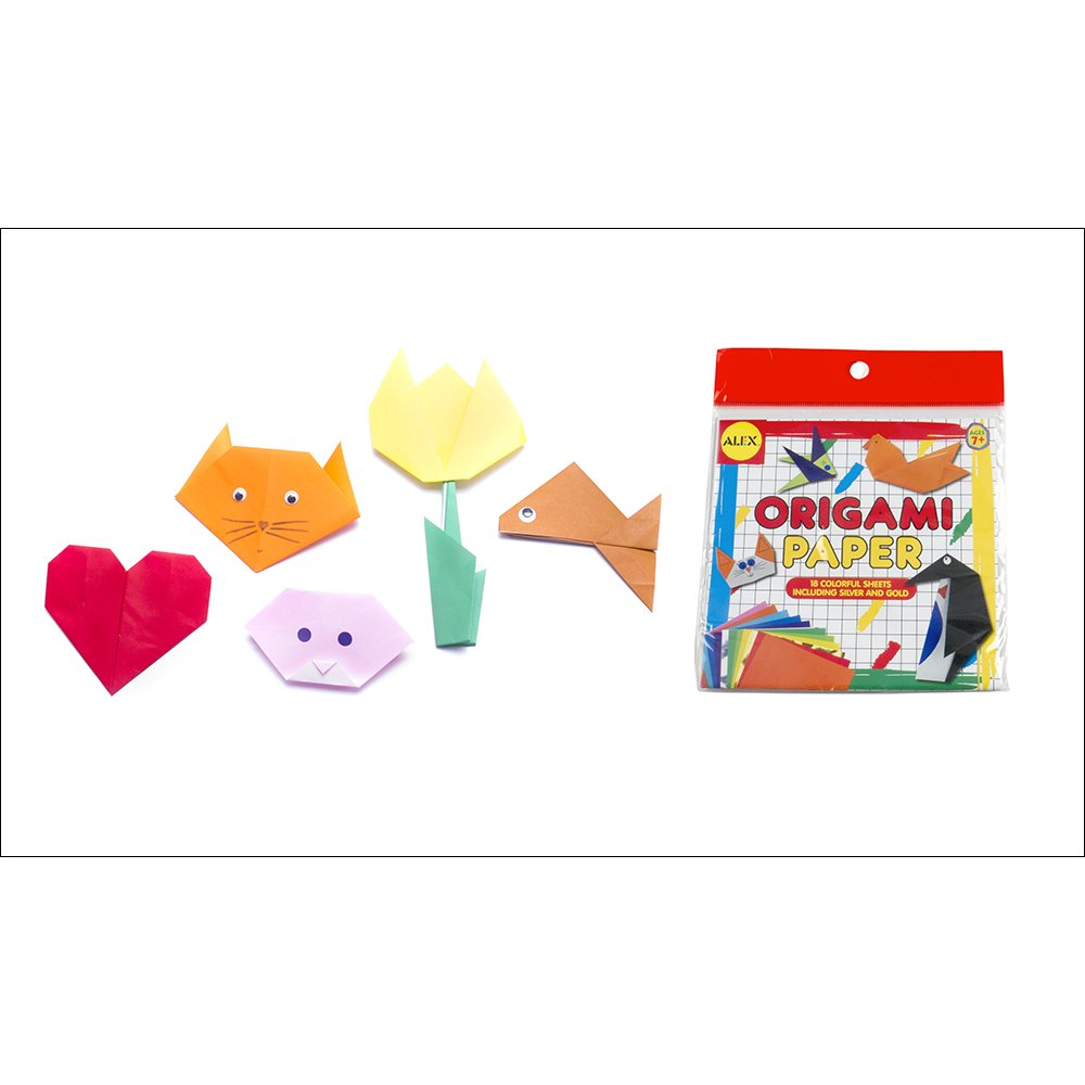 Origami Paper - 18 Sheets Paper Size 14cm Square - Card ... - photo#14