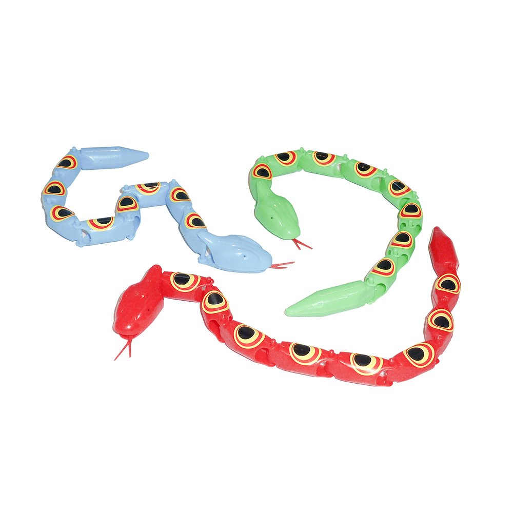 Snake Toys For Boys : Sneaky snake pocket money party bag toys from crafty
