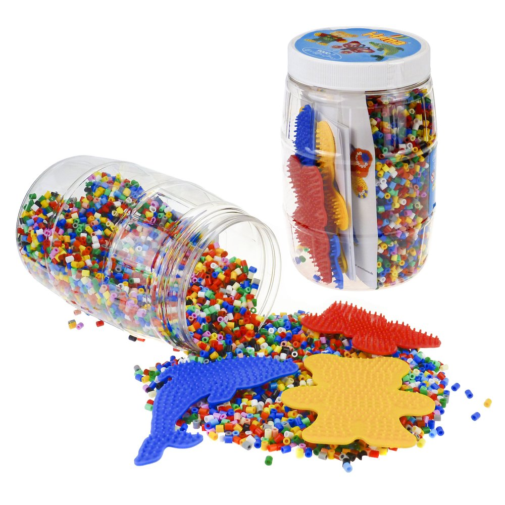 hama bead tub 9000 3 pegboards sets from crafty