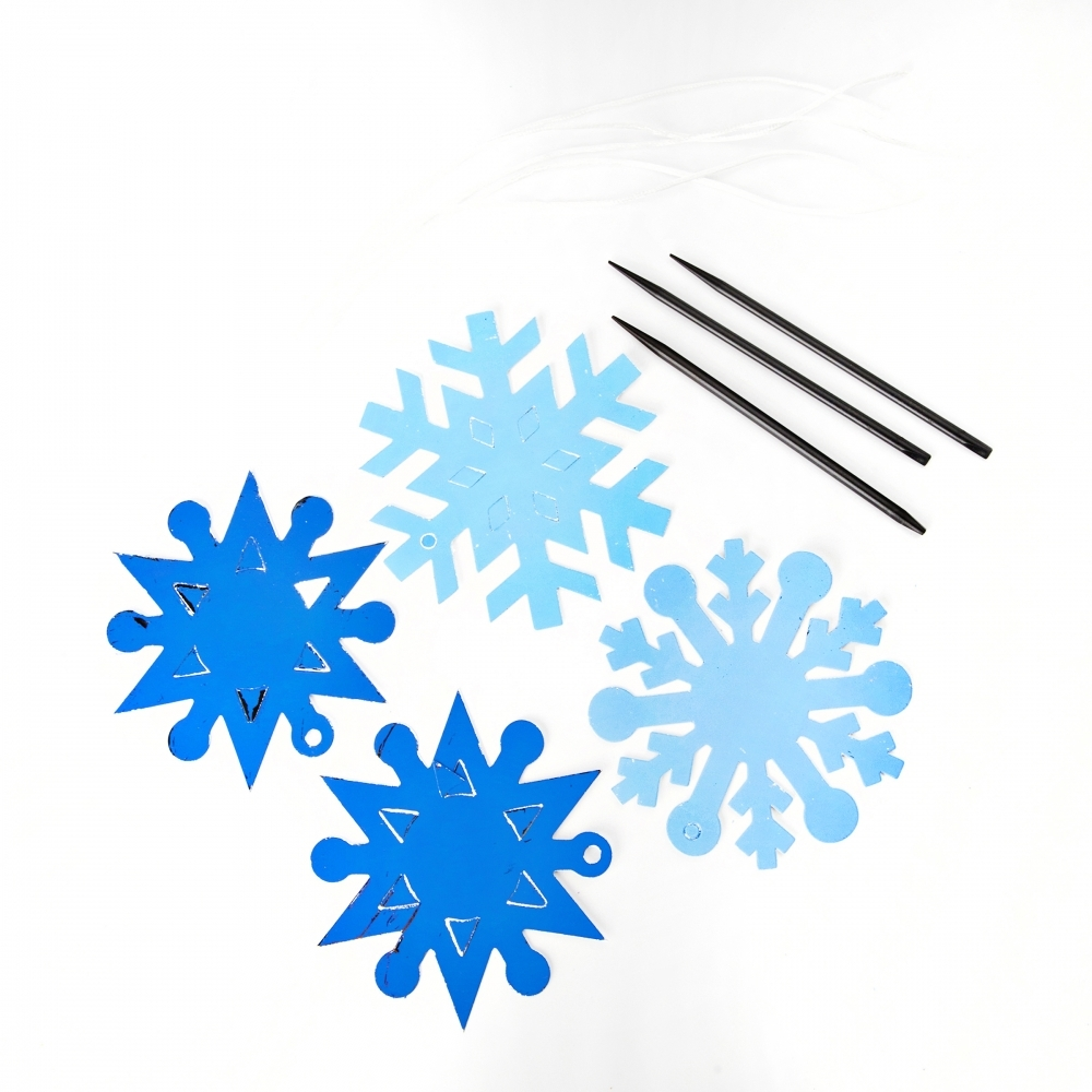 hanger christmas decorations decor store pinterest snowflake pin ideas dollar door