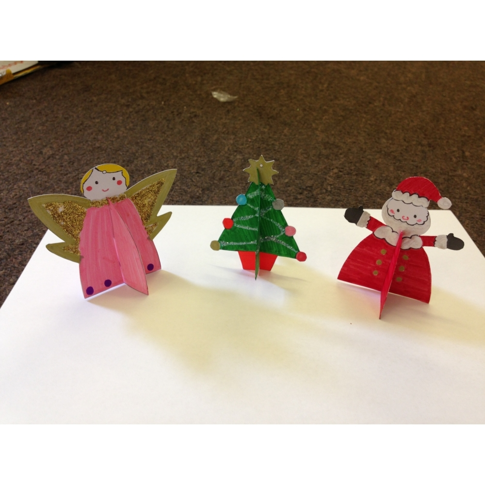 3d christmas decorations 3 pack angel tree star for 3d star decoration